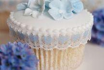 Cup cake's en taarten