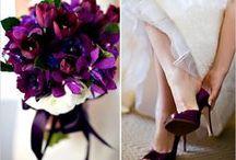 The colour Purple...