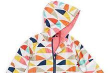 Design in Fashion- child's raincoat