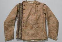 ( Herren) Kleidung 18. Jahrhundert / Kleidung anhand von Gemälden und fotografierten Stücken