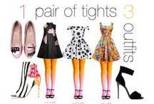 Virivee outfit inspiration / How to wear Virivee tights