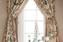 Florals / We love flowers and blossom prints, bringing a touch of old-world glamour and the outside in