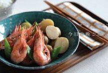 和食/Japanese-style food / 和食のレシピを大公開!