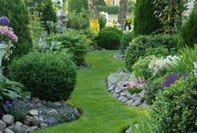 Green Spaces / step outdoors into a green space