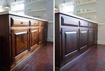 Kitchen Cabinets / by Jocelyne
