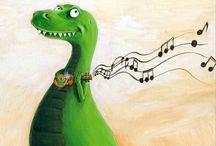 Dino-mite! / All things dinosaurs.