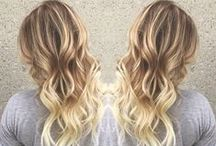 Sombre, Ombre & Balayage / Sombre, ombre and balayage are among the hottest hair color trends!