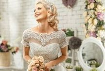 Wedding Hairstyles / Whether you're a bride or the maid of honor, we have all the inspiration you need for wedding hairstyles!