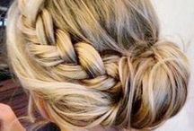 Updo Hairstyles / Whether you're going to a wedding or prom, we have all of the inspiration you need for updo hairstyles!