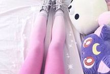 Virivee ombre tights outfits / This is how you are wearing our ombre tights. You tag us, we share your photo :)