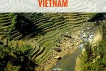 VIETNAM - Cám ơn / Voyage au Vietnam | Partir au Vietnam | carnets de voyage Vietnam | inspiration Vietnam | Hanoi | Paysages Vietnam