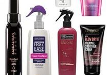 Hair Care Products / Learn more about which hair care products are best for your hair type and the hot, new products you need to try!