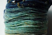 Yarn! / So much beautiful yarn...I want it all!