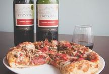 Perfect Pairings / The real question is, what doesn't go well with a bottle of Frontera?