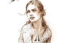 Laget av min beste venn illustratøern Kristin oftedal / Jeg er så stolt over det min beste venn får til, skulle ønske alt var tilgjengelig for alle. men hennes karriere startet i ung alder (på 80 tallet lenge før internett) da hun er et rent vidunderbarn  når det kommer til tegning og det meste materialet fremdeles er analogt :)