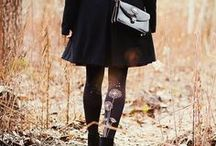 Your patterned tights outfits / This is how you wear the Virivee printed tights. Share your outfit. Tag or hashtag #virivee