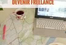 FREELANCE / Comment gérer son business en ligne | marketing digital | webmarketing | entrepreneur web | freelance