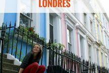 LONDRES / Voyage à Londres | Partir à Londres | carnets de voyage Londres | idées Londres | Londres pas cher | city guide Londres | astuces Londres