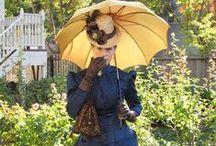 Victorian / Pesquisa histórica para algo que estou escrevendo. <3 - Historical research for something I`m writing. Some nice looking dresses and guys too.