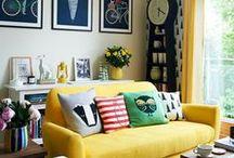 Home Sweet Home / Dream decor + home tips + cool stuff