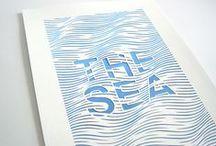 Design // Paper Inspiration / Creative paper inspiration