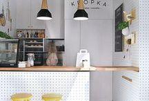 Commercial spaces / Indoor + outdoor spaces