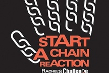 Rachel's Challenge / I am part of Rachels Challenge and I have been now for 3 years. I am an embasador at my schools FOR (friends of rachel) club. Rachels Challenge promotes kindness and is a great program that everyone should be envolved with. You never know how far a little kindness can go. / by Lily Jackson