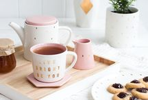 Tea love / Tea lovers unite // inspiration illustration photography
