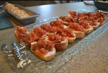 Appetizers for Your Next Soiree