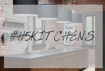 H5KITCHENS / Wannabe Master Chef or not we all love a beautiful kitchen! Here are our inspirations. / by H5 Decor