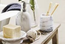 H5BATHROOMS / Beautify your bathroom with these inspirational tips, products, and finds!  / by H5 Decor