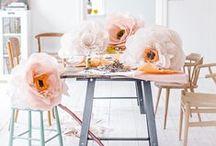 DIY Ideen und Bastel für Dekorationen / DIY Projekte - alles Kreative zum selbermachen von Dekoration bis zu Papeterie