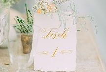 Tischnummern I Table numbers / Table numbers