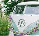 Hochzeitsauto - Wedding Cars / Die schönsten Hochzeitsautos für euer Jawort
