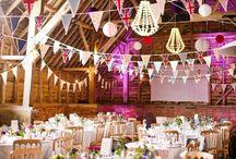 Great Britain themed wedding