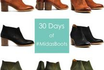 #MidasBoots / You've got to be in it to win it! Go to https://www.facebook.com/midasshoes for details on how you could WIN a Midas Online Voucher