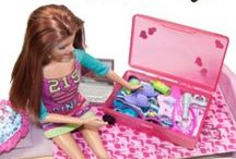 For kids :) / Easy Barbie crafts for play with