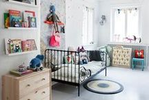 Kids Decor / Kid's decor can be a little intimidating in the same way as buying kid's clothing - They will grow out of it fast. Here are our favorite timeless bedrooms!  / by H5 Decor
