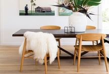 Spaces we love / We heart interior design / contemporary + fresh