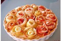 Gateaux et tarte aux pommes / dolci ricette con il cosiddetto frutto proibito