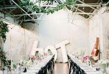 Urbane Hochzeit - Urban Wedding / Coole Stadthochzeit en, Ideen für urbane Hochzeiten, urban wedding, urban chic