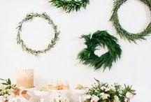 Green Wedding I Greenery Pantone 2017 / Grüne Hochzeiten mit Nachhaltigkeit