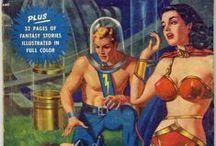 Sci-fi and Fantasy