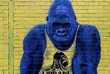 Art: Street Art, Installation, Intervention etc.