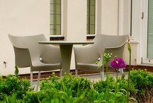 Outdoor Furniture & Lighting, et cetera / Dressing your outdoor space