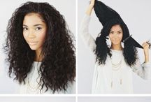 Curly hair styles / For all the people with curly hair such as myself.