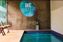Matronatación / Practica la Matronatación con tu bebé desde los dos meses en nuestra piscina de agua salada a 32º