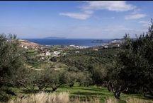Greece in pictures / Greece - Crete, Lefkada and Evia