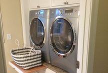 Salles de lavages | Laundry rooms