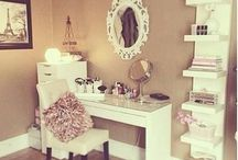 Stations maquillage | Glam spaces